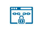 Cyber Incident Response Icon
